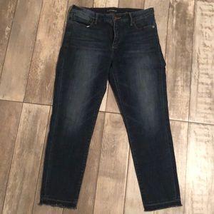Lucky Brand jeans Hayden Crop